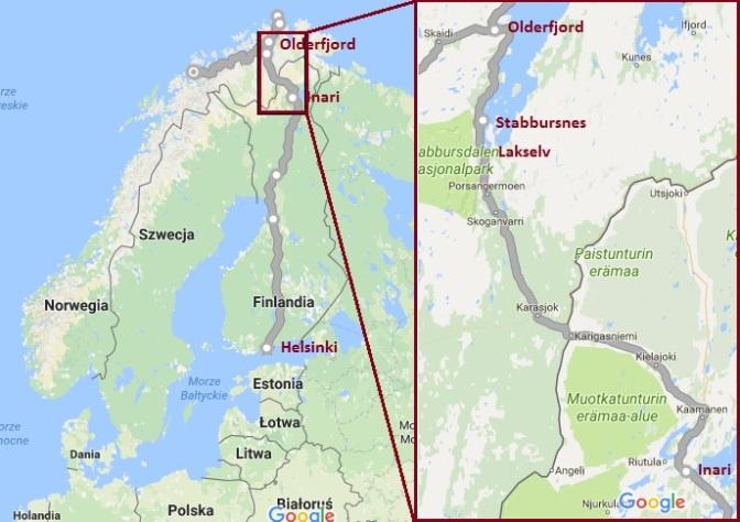 Mapa. etap 2