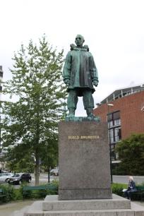 Pomnik Amundsena