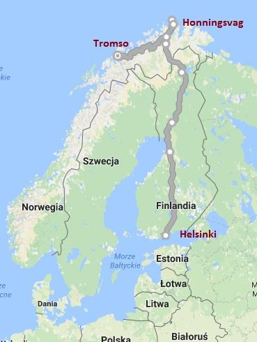 Mapa etap 5