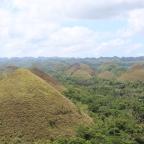 Bohol i Wzgórza Czekoladowe
