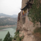 Lanzhou, Mongolia i groty Binglingsi